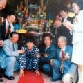 開隆宮-做16歲成年禮活動(2010年台南府府做十六歲成年禮活動)