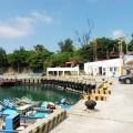 山海漁港照片