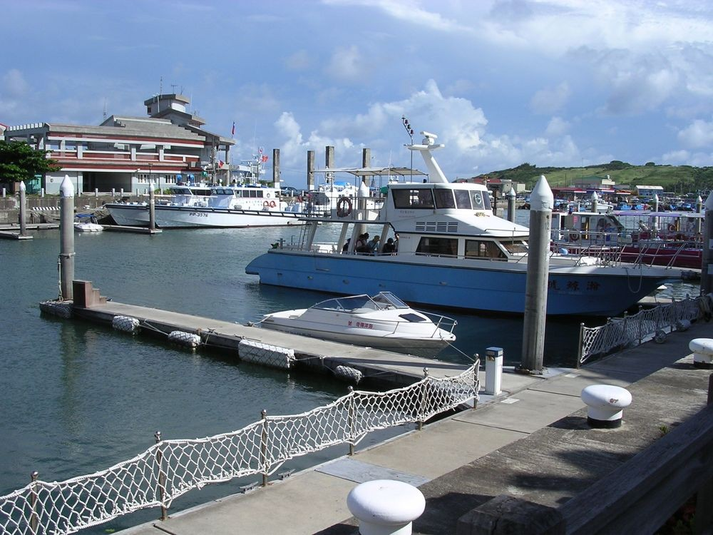 後壁湖碼頭(後壁湖漁港, 後壁湖遊艇碼頭)主照片