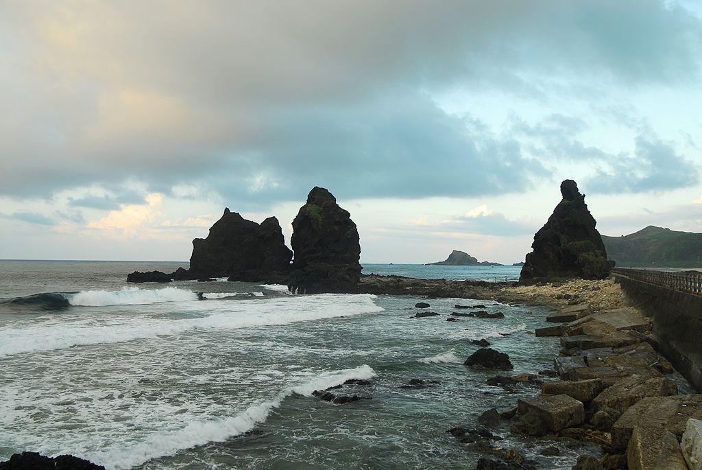 將軍岩及三峰岩主照片