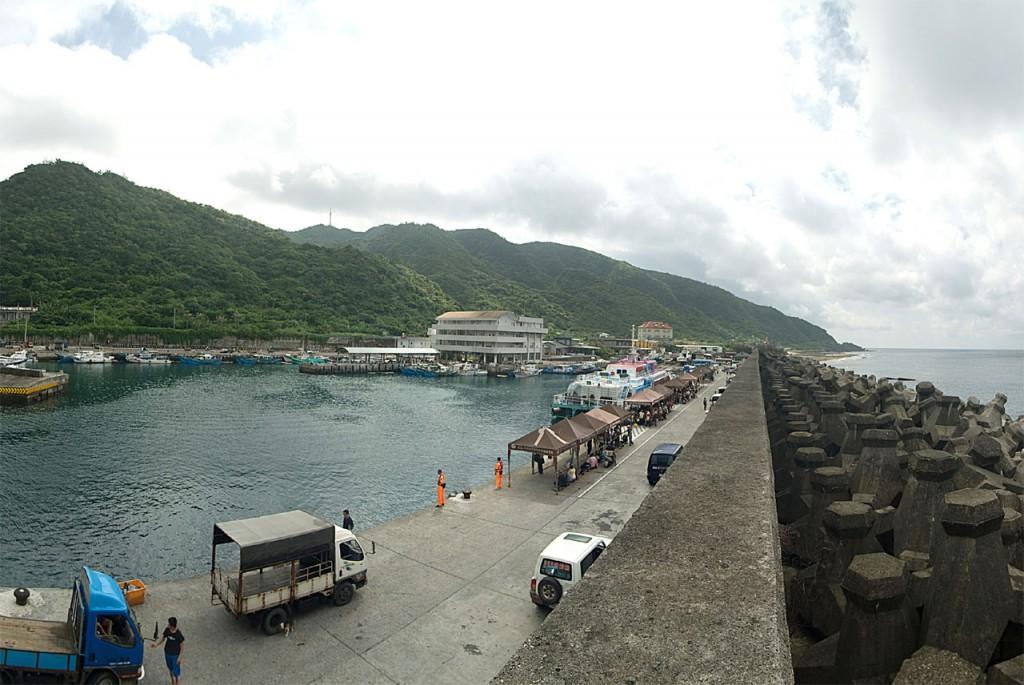 南寮漁港(綠島)主照片