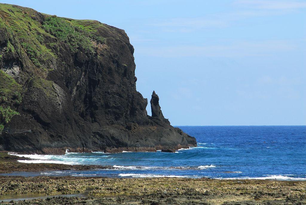 孔子岩主照片