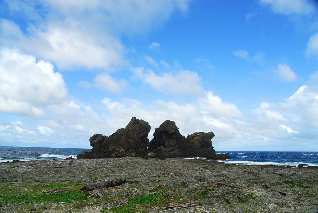 雙獅岩主照片