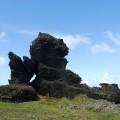 坦克岩(vaRai ni manok)照片