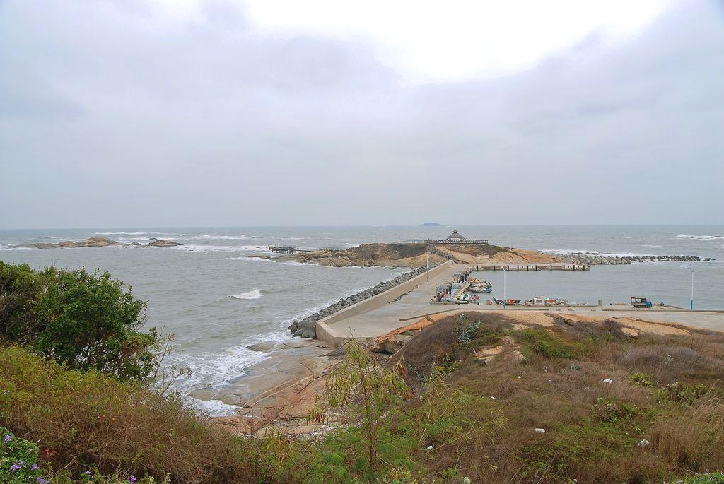 復國墩漁港(蚵殼墩, 復國墩文化)主照片