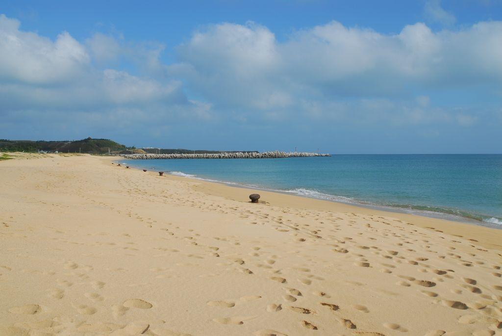 山水沙灘(舊稱豬母落水)主照片