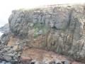 柱狀玄武岩-柱狀玄武岩照片