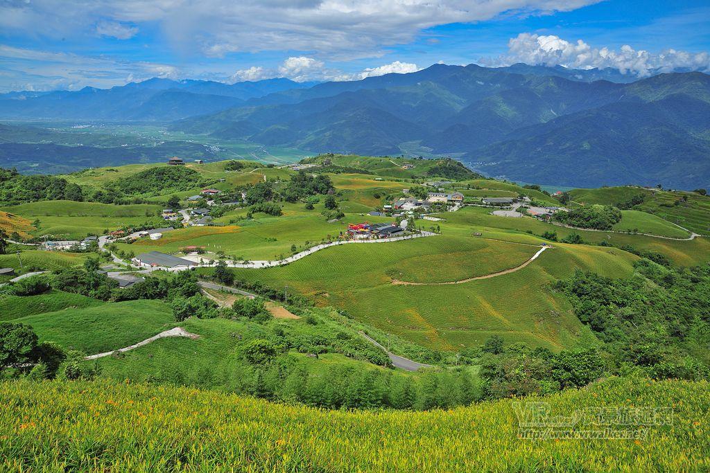 六十石山風景區