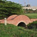 人文公園(環保運動公園)-造型小橋照片
