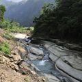 萬年峽谷-峽谷溪流照11照片