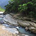 萬年峽谷-峽谷溪流照6照片