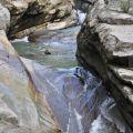 萬年峽谷-峽谷溪流照3照片