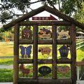 綠盈牧場-可愛的造型指標照片
