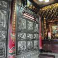 鹽水武廟-廟內左側照片