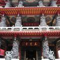 鹽水武廟-武廟側面的玉蓮寺1照片