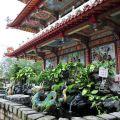 鹽水武廟-武廟側面的玉蓮寺3照片