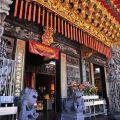 受鎮宮-廟門照片