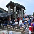 東石漁港(東石漁市)-漁獲交易1照片