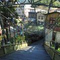 太平老街-三元宮通往老街的協坡通道照片