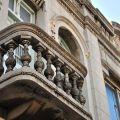 新化老街-巴洛克式建築之美-小陽台照片