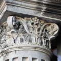 新化老街-巴洛克式建築之美-樑柱1照片