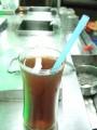 小西腳青草茶蓮藕茶-小杯的會飽的唷照片