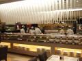 大八大飯店-深具時尚感的取餐空間設計照片