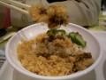 國民市場魚丸料理-旗魚脯飯照片