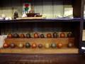 九份茶坊-防止杯蓋掉落的茶具組照片