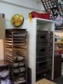 九份九金店-現場可看到的烘焙設備照片