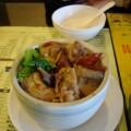 祥發港式茶餐廳-鼓汁北菇蒸滑雞飯照片