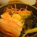 大長今韓國傳統料理-蟹肉石鍋拌飯照片