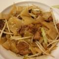 朱記香港茶水灘-牛肉炒河粉照片