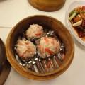 朱記香港茶水灘-蟹肉燒賣照片