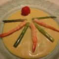 TASTY西堤牛排-鮮蝦蘆筍照片