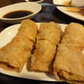 桔緣港式茶餐廳-鮮蝦腐皮捲照片