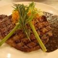 歐加里西式餐廳-美國頂級沙朗牛排照片