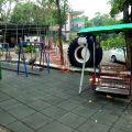 台南 青龍山土雞城-遊樂設施照片