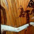 澎湖 蒙地卡羅咖啡-洪姐的藝術創作照片