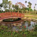 雲科生態休閒農場-小橋流水照片
