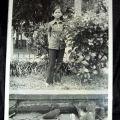 進福阿梅大灣名產花生糖-13歲時的鄭卉婷照片