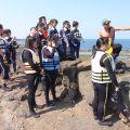 澎湖陽光阿有專業浮潛 潮間帶探險-澎湖陽光阿有專業浮潛 潮間帶探險照片