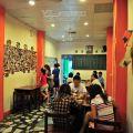 三年九班教室餐廳-三年九班教室餐廳照片