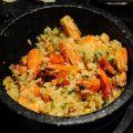 碳佐麻里 永康店-石燒蒜蝦飯照片
