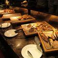 漢來海港餐廳巨蛋店5F-燒烤區照片