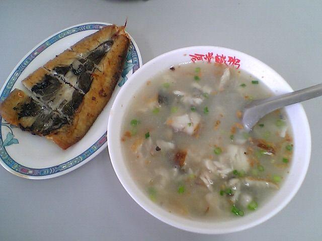 台南經典中式早餐-阿堂鹹粥主照片