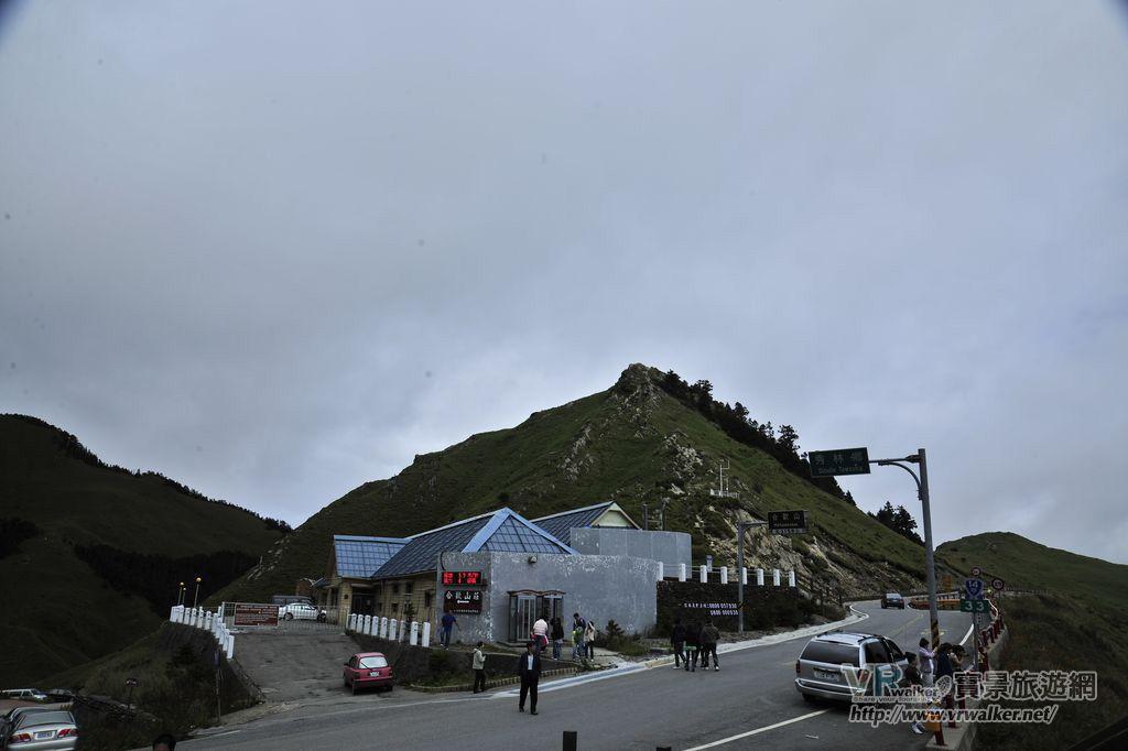合歡山莊&松雪樓主照片
