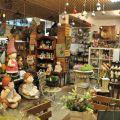 四季春曉庭園餐廳(已結束營業)-一樓園藝區擺飾物販售區照片