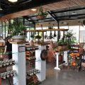四季春曉庭園餐廳(已結束營業)-二樓餐廳內陳設照片