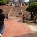 台南安平古堡照片